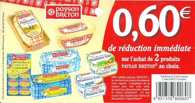 Didier beurre bons de r duction grand fermage - Bon de reduction atylia ...